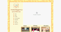 Preview of hotelregency.in
